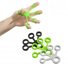 Набор эспандеров  для пальцев и кисти 4Fizjo 3 шт, код: 4FJ0134