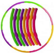 Обруч массажный FitGo Hula Hoop 840 мм, код: FI-154167