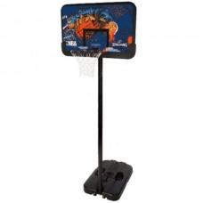 """Баскетбольная стойка Spalding Sketch Composite Rectangle 44"""", код: 61917CN"""