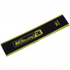 Стрічка опору Modern Loop М 700x66 мм, чорний-салатовий, код: FI -2621-M-S52
