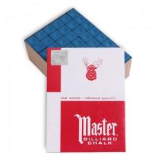 Мел Master, 144шт, синій, код: M144-WS