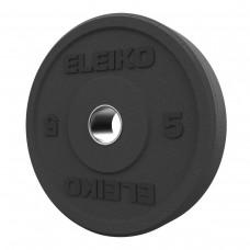 Диск амортизуючий Eleiko XF 5 кг чорний, код: 3085125-05