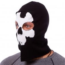 Подшлемник балаклава Tactical Mastermind черный-белый, код: MS-4825-4-S52