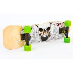 Лонгборд Лонгдистанс (скейтборд в сборе) PLAYBABY 700x210 мм, код: LY-5364