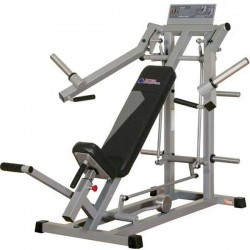 Жим под углом вверх InterAtletika Gym Business, код: BT206