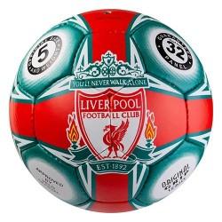 Мяч футбольный PlayGame Liverpool, код: GR4-415FLV/1
