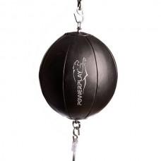 Груша боксерская на растяжках PowerPlay Black, код: PP_3062