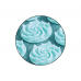 Килимок акупунктурний з подушкою 4Fizjo Eco Mat Turquoise 68x42 см, код: 4FJ0180