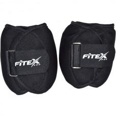 Утяжелитель Fitex 2х1 кг, код: MD1662-2