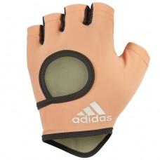 Фітнес-рукавички Adidas M рожевий, код: ADGB-12634