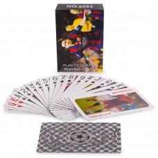 Игральные карты с ламинированным покрытием PlayGame Футбол 54 шт, код: IG-2022