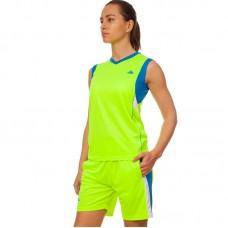 Форма баскетбольна жіноча PlayGame Lingo L-2XL (44-50), код: LD-8295W
