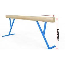Колода гімнастична регульована по висоті Atletic 3 м, код: SS00138-LD