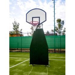 Баскетбольная стойка уличная разборная PlayGame (с щитом), код: SS00078-LD