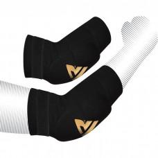 Налокотники для волейболу RDX Soft Black (2 шт.) L, код: 10902-RDX