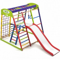 Ігровий дитячий куточок PLAYBABY Юнга Plus 2, код: SB-IG14