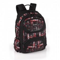 Рюкзак міський Gabol Tucson Black 31 л, код: 924753