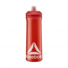 Пляшка для води Reebok червоний 0,75 л, код: RABT-12005RD