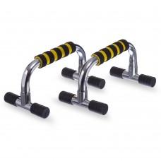 Упори для віджимань CrossGym Push-Up Bar, код: FI-1776