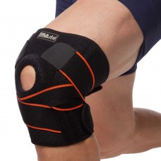 Фіксатор колінного суглоба з відкритою колінною чашечкою Mute 1 шт, код: 9014-S52