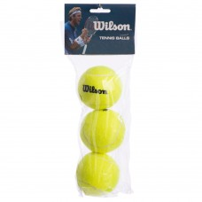 Мяч для большого тенниса Wilson Volley 3 шт., код: W-155-S52