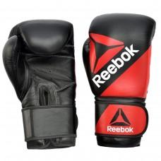 Боксерські рукавички Reebok Combat 10oz red/black, код: RSCB-10110RD-10