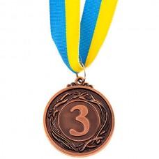 Медаль наградная PlayGame 45 мм, код: D45-3