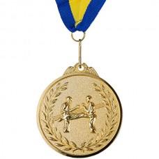 Медаль наградная PlayGame 65 мм, код: 353-1