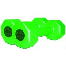 Гантель для фитнеса InterAtletika 2x3 кг, код: CT-560-3