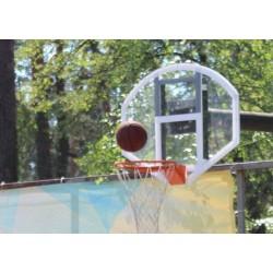 Баскетбольный щит PlayGame 1200х950 мм, код: SS00366-LD