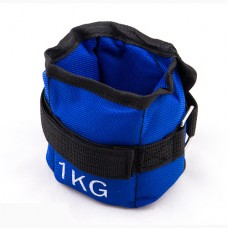 Утяжелители 2х0,5 кг синий, код: 87217-1
