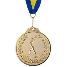 Медаль наградная PlayGame 65 мм, код: 352-1