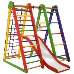Игровой детский уголок PLAYBABY Эверест-4, код: SB-IG40