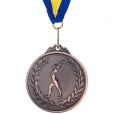 Медаль наградная PlayGame 65 мм, код: 352-3