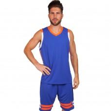 Форма баскетбольная мужская PlayGame Lingo L-5XL, код: LD-8019