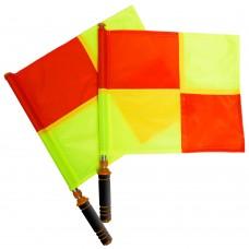 Комплект судейских флагов PlayGame, код: FB-0475