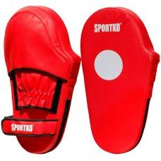Лапы для кикбоксинга SportKo, код: S-PD4R