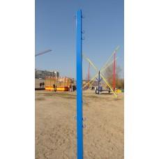 Стойки универсальные для бадминтона и волейбола PlayGame, код: SS00040-LD