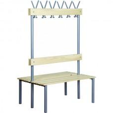 Скамейка для раздевалки InterAtletika Bussines, код: BT603