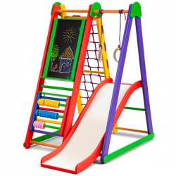 Ігровий дитячий куточок PLAYBABY KindStart-2, код: SB-IG36