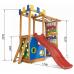 Дитячий ігровий комплекс для будинку PLAYBABY Babyland 1500х750х2100 мм, код: Babyland-15