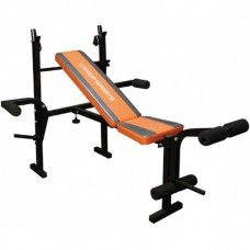 Скамья для жима LiveUp Fitness Weight Bench, код: LS1101