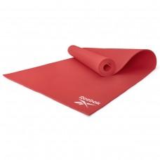 Мат для йоги Reebok червоний, код: RAYG-11022RD