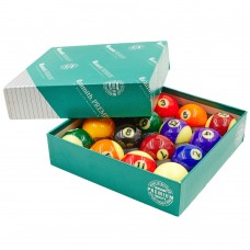 Кулі для більярду PlayGame Араміт 16 куль, різнокольоровий, код: KS-0002-S52