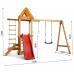 Дитячий ігровий комплекс PLAYBABY Babyland 3200х1800х2400 мм, код: Babyland-19