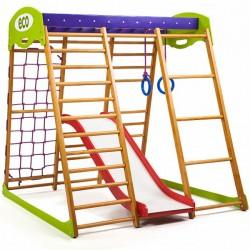 Игровой детский уголок PLAYBABY Карамелька Plus 1, код: SB-IG35