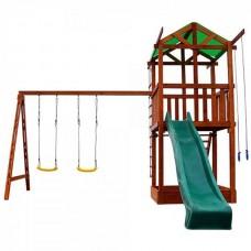 Детский игровой комплекс PlayBaby (Дача), код: PBK02