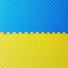 Мат-пазл ласточкин хвост PlayBaby 1000х1000х25 мм, код: EVA25M-WS