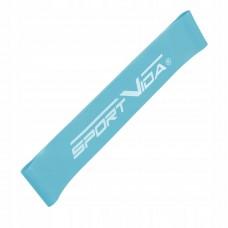 Лента сопротивления SportVida Mini Power Band 600х50х0,6 мм 0-5 кг, код: SV-HK0200
