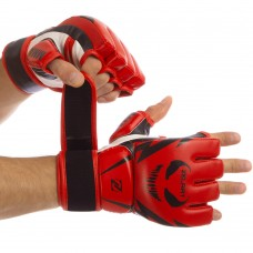 Рукавички для змішаних єдиноборств MMA Zelart розмір S-XL, код: BO-1374-S52